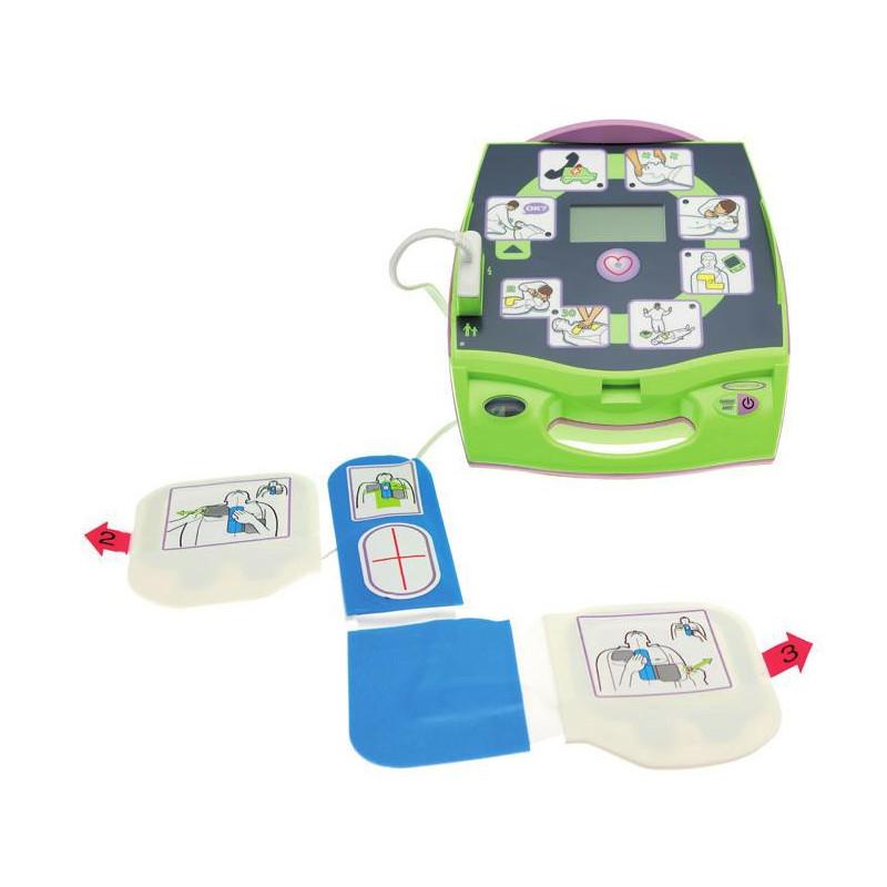 Défibrillateur automatique Zoll AED Plus (DEA)