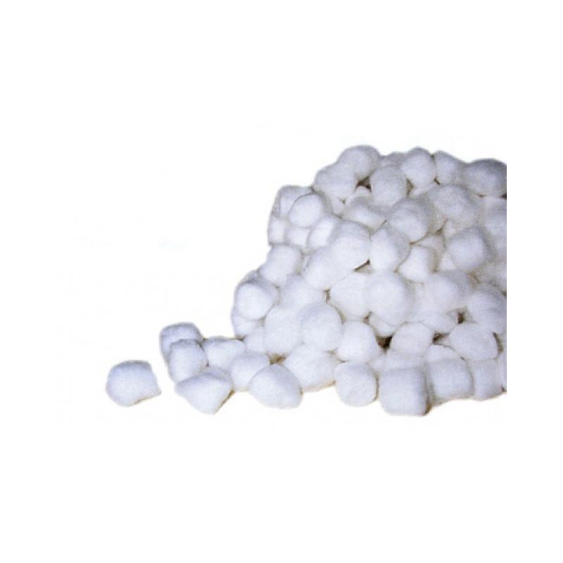 Sachet de 700 Boules de coton hydrophile