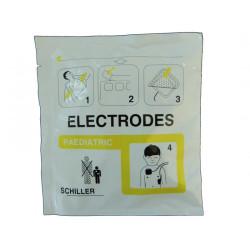 Electrode enfant pour FRED Easy ou Easy Life ERC 2010