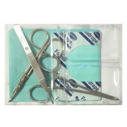 Set de suture N°12 Mediset
