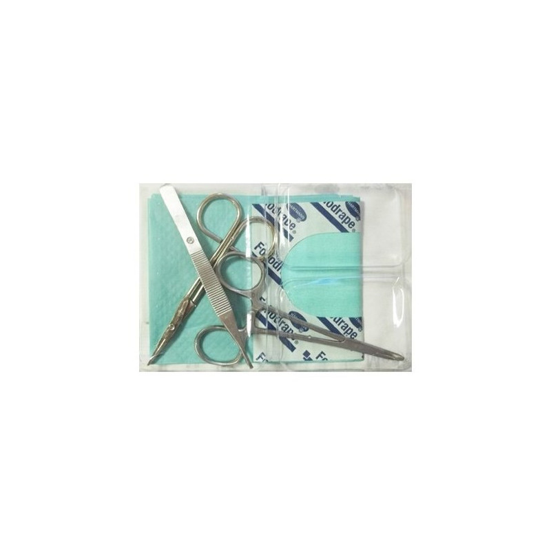 Set de suture N°12 Mediset