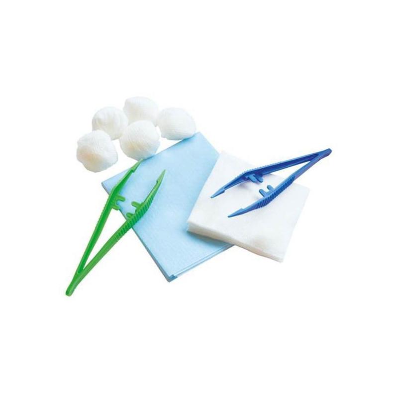Set de soins stérile N°3 (Le lot de 5)