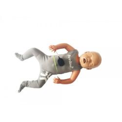Mannequin de formation Ambu Baby et accessoires