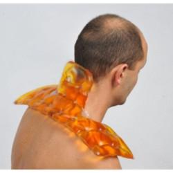 Compresse auto-chauffante cervicale