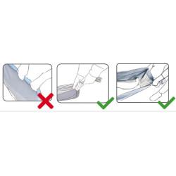 Drap de transfert avec Alèse absorbante- Portage : 150 kg