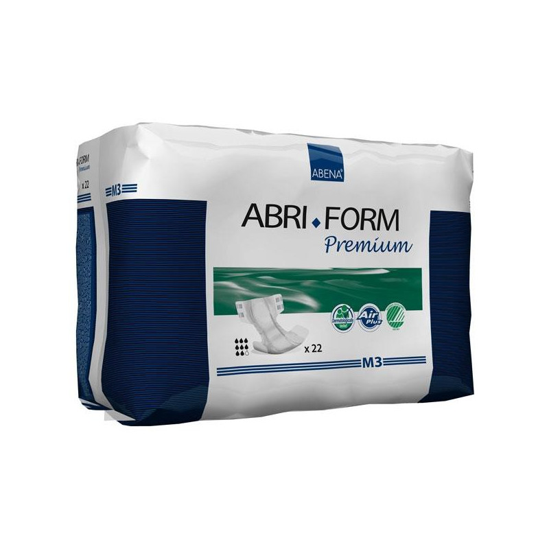 Changes complets Abri-Form Premium Air Plus M3 Abena - Sachet de 24