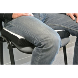 Coussin d'assise confort gel
