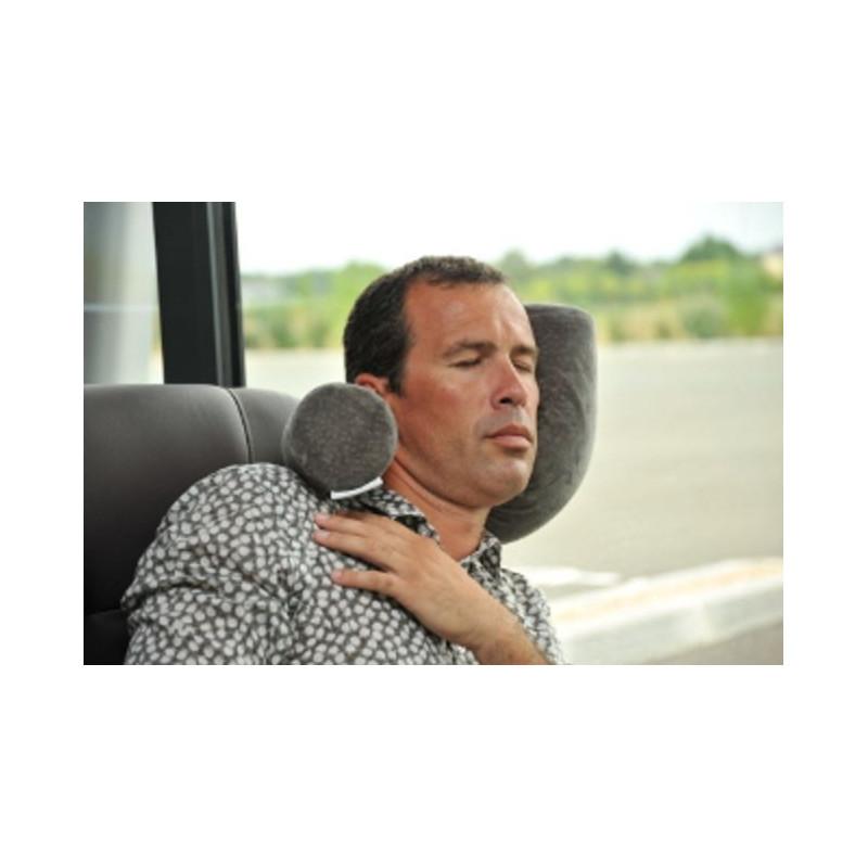 Coussin de voyage flexible - Gamme confort Végélya