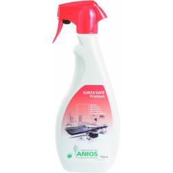Mousse Diffuse Anios Surfa'Safe Premium 750 ml