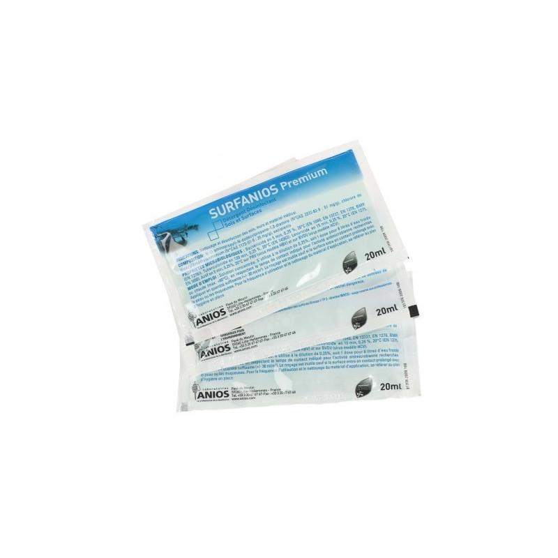 Surfanios Premium - Nettoyant et désinfectant sols et surfaces