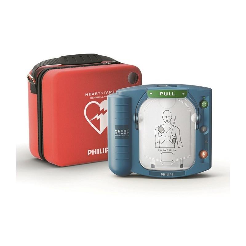 Défibrillateur Heartstart HS1 Semi-Automatique et Housse