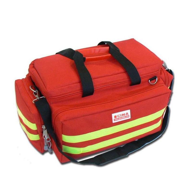 Sac de secours SMART Medium Rouge