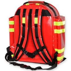 Sac à dos d'urgence PVC LOGIC 2 Rouge