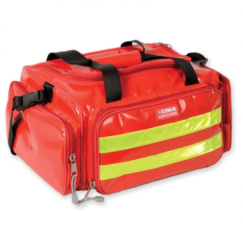 Sac de secours EMERGENCY Rouge
