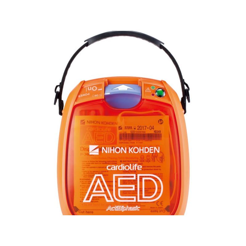 Défibrillateur Nihon Kohden Cardiolife AED-3100