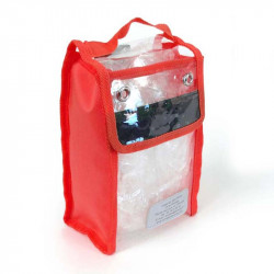 Pochettes Cristal pour sacs Dimatex - 13 x 20 x 8 cm