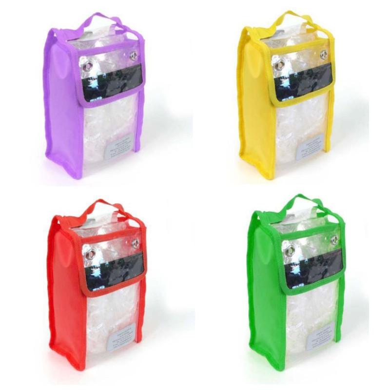 Pochette Cristal pour sacs Dimatex - 13 x 20 x 8 cm