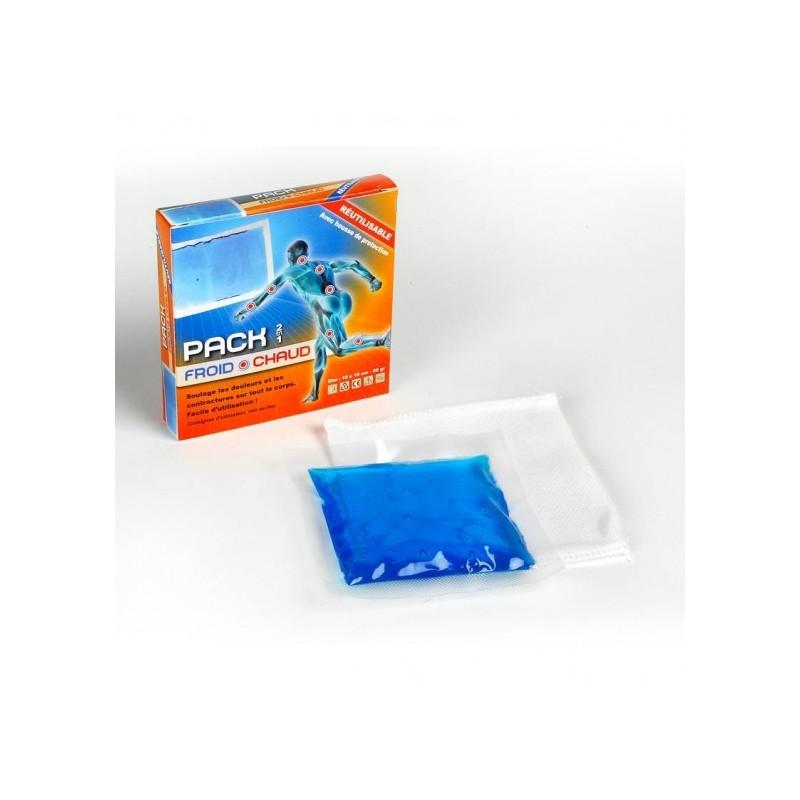 Poche Chaud / Froid réutilisable - 10 x 10 cm