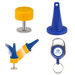 Accessoires pour sangles et ceintures Salvafix / Salvafast