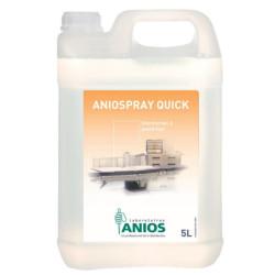 Aniospray QUICK - Bidon de 5 litres