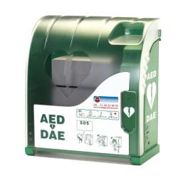 Armoire AIVIA 200 extérieure pour défibrillateur - Chauffage + alarme