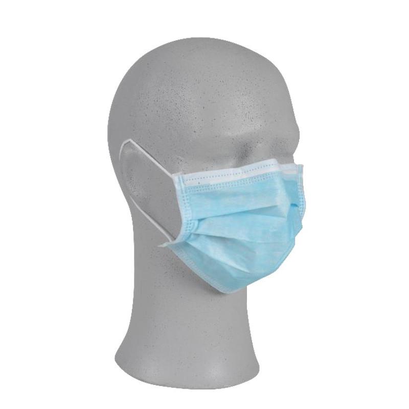 50 Masques chirurgicaux jetables - EN14683: 2019 type IIR