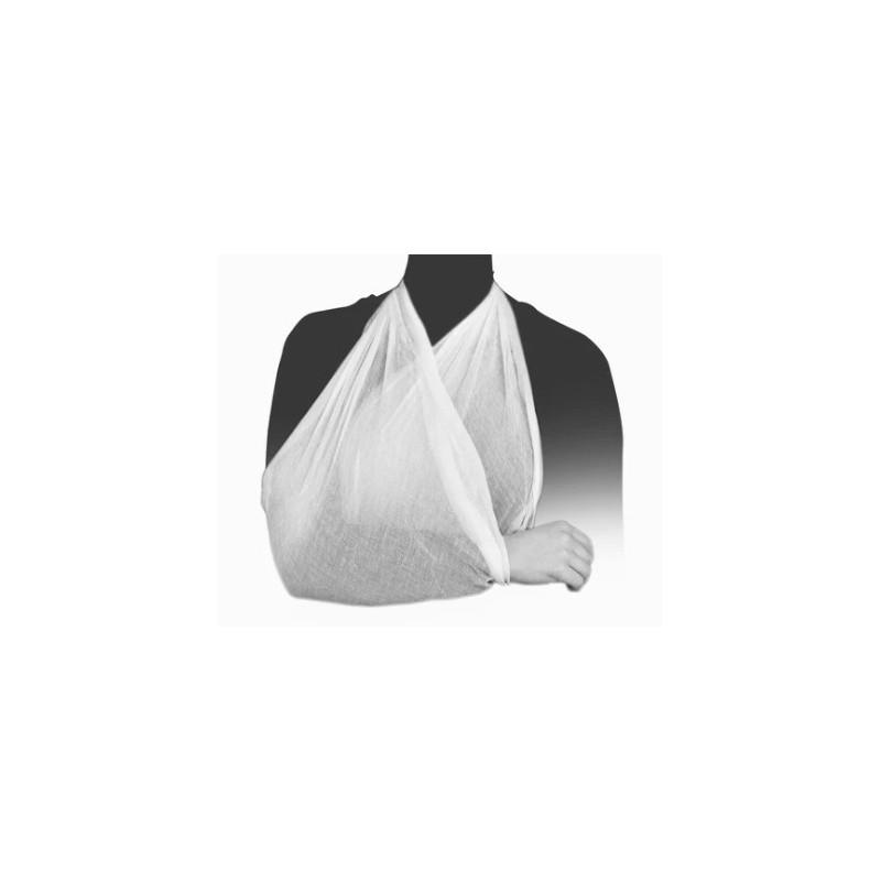 Echarpe triangulaire d'immobilisation