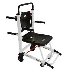 Chaise portoir Pliable 4 roues PS 176 Promeba