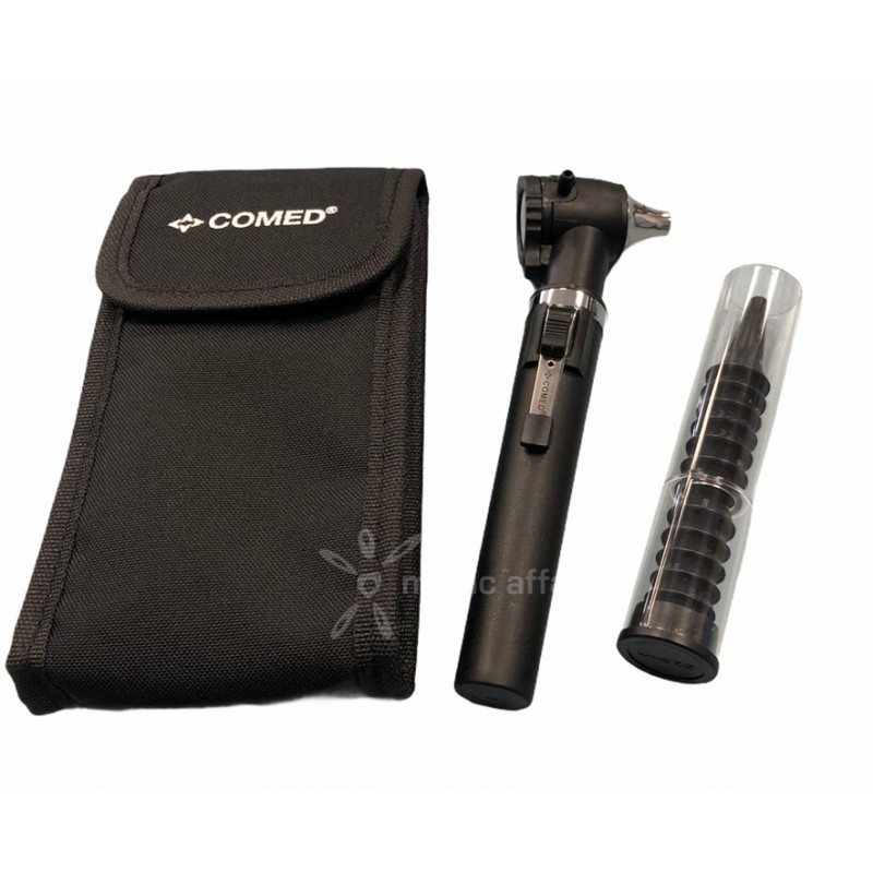 Otoscope COMEDLIGHT Noir - Fibre optique