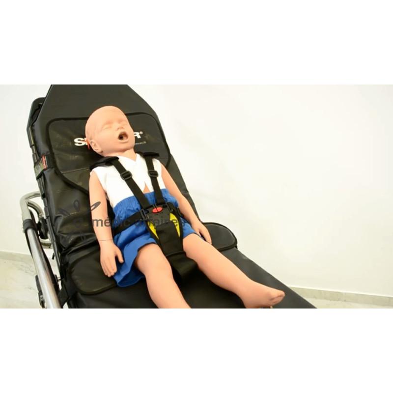 Harnais de maintien pédiatrique - FIXO KID