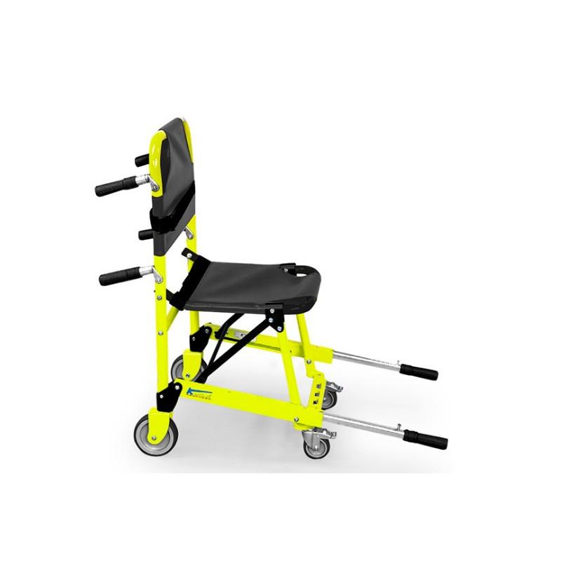 Chaise portoir 4 roues Kartsana S129