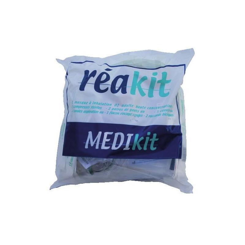 RéaKit - Kit d'urgence pour perte de connaissance