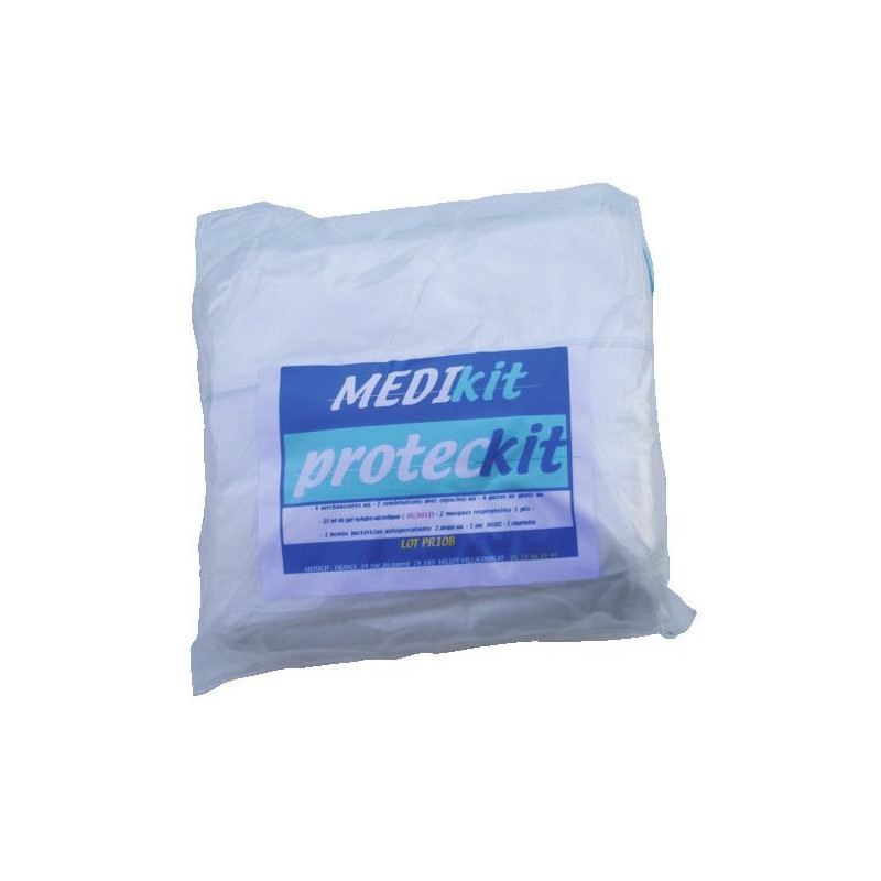 ProtecKit - Kit de protection en Ambulance