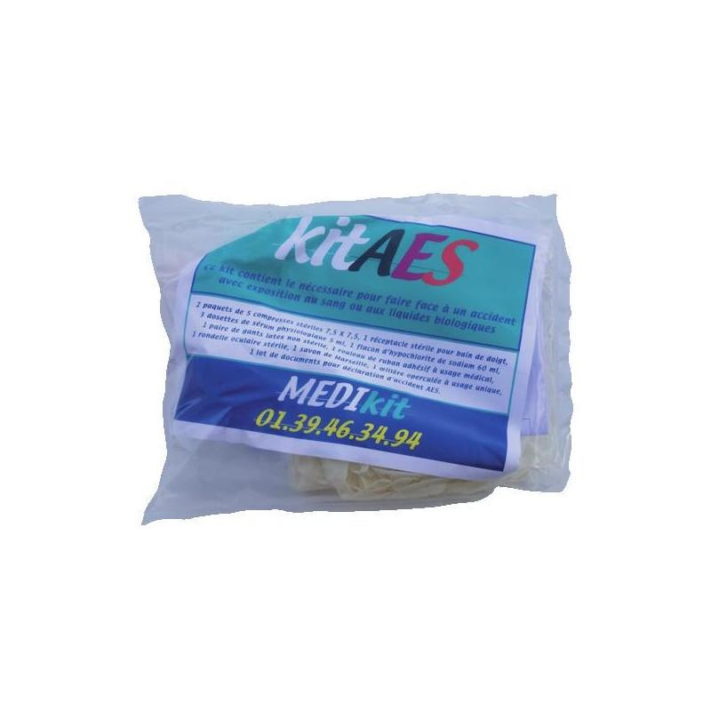 KitAES - Kit pour accident avec exposition au sang
