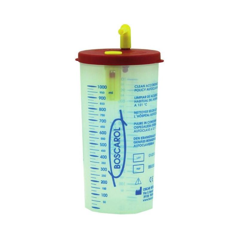 Vase Autoclavable 1000 ml