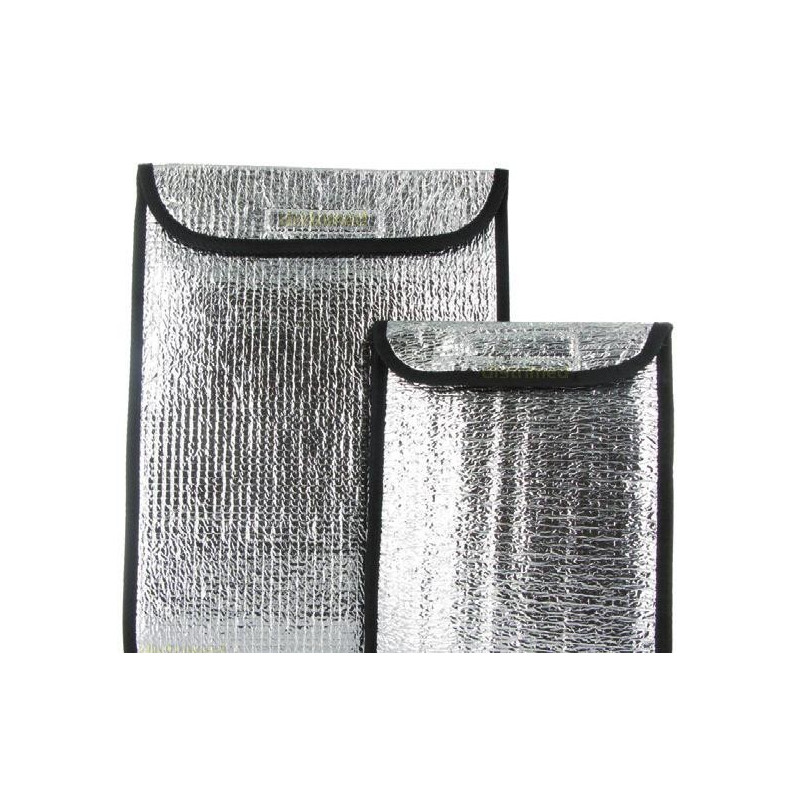 Sac isothermique pour membres sectionnés , Dim: 20 x 25 cm (doigt)